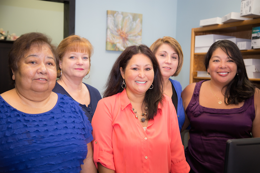 Marchand Family Medicine Team
